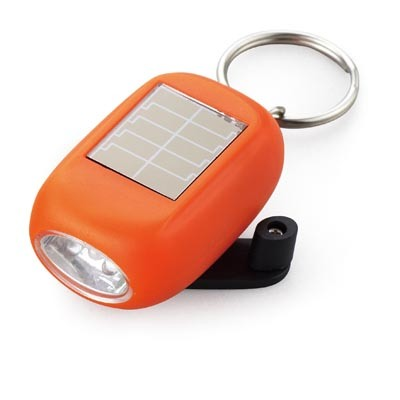 Eco-Friendly Solar & Dynamo Mini Flashlight
