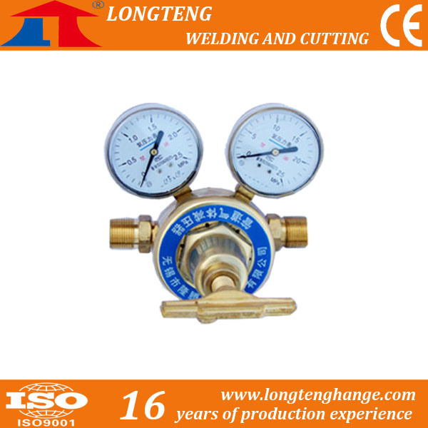 Oxygen Gas Single Stage Gas Regulator for Gas Cylinder Manifold