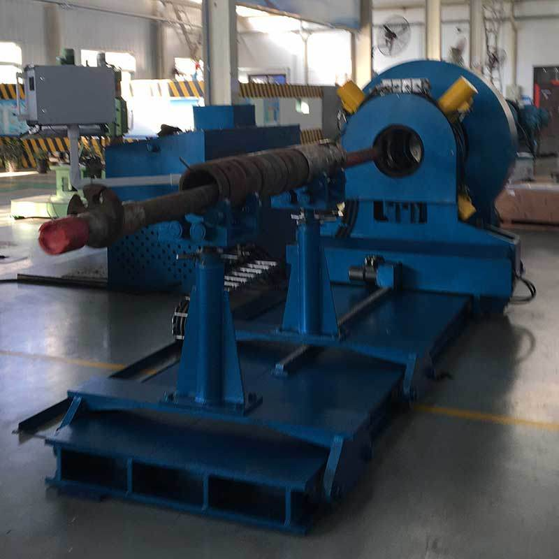 Lxj-Series Hydraulic Screw-on Machine