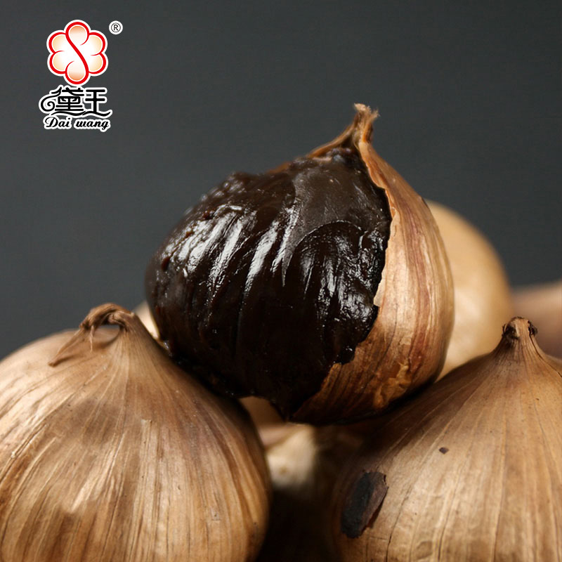 Good Taste Fermented Single Black Garlic (500g/bag)