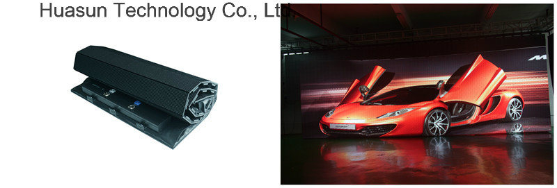 Flexible LED Curtain Display/Soft Video Background LED Curtain P9.375mm