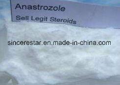Top Quality Steroid Powder Anastrozoles Arimidex for Anti Estrogen