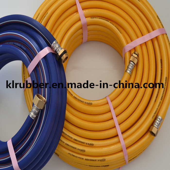 PVC Power Spray Hose for Spraying Agricultural Chemical
