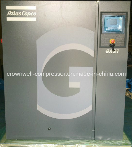 Atlas Copco Oil Injected Screw Air Compressor (GA30+ GA37+ GA45+ GA55+ GA75+)