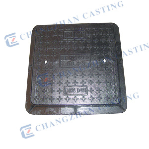Ductile Iron Locking Manhole Cover