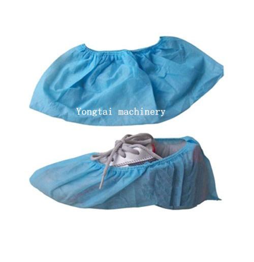 Non Woven Waterproof Shoe Cover Making Machine