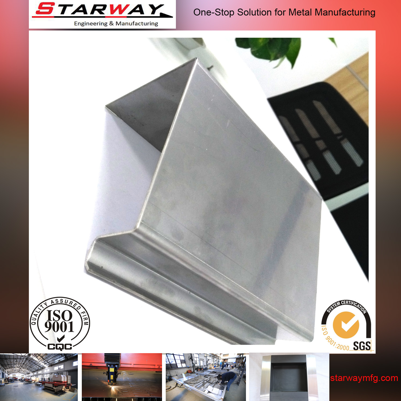 Professional Steel Sheet Metal Fabrication