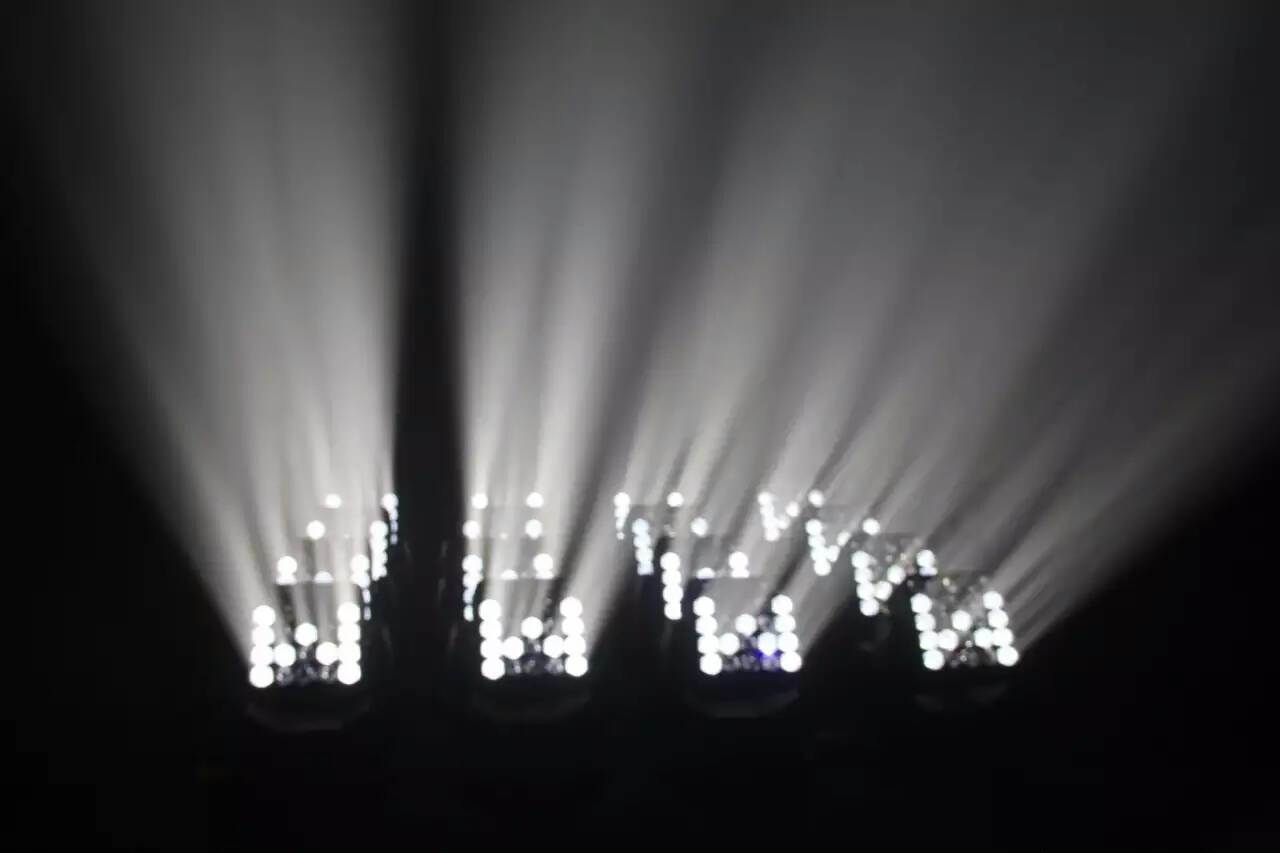 Popular 25PCS Matrix LEDs Moving Head Beam Light with Wash Effect