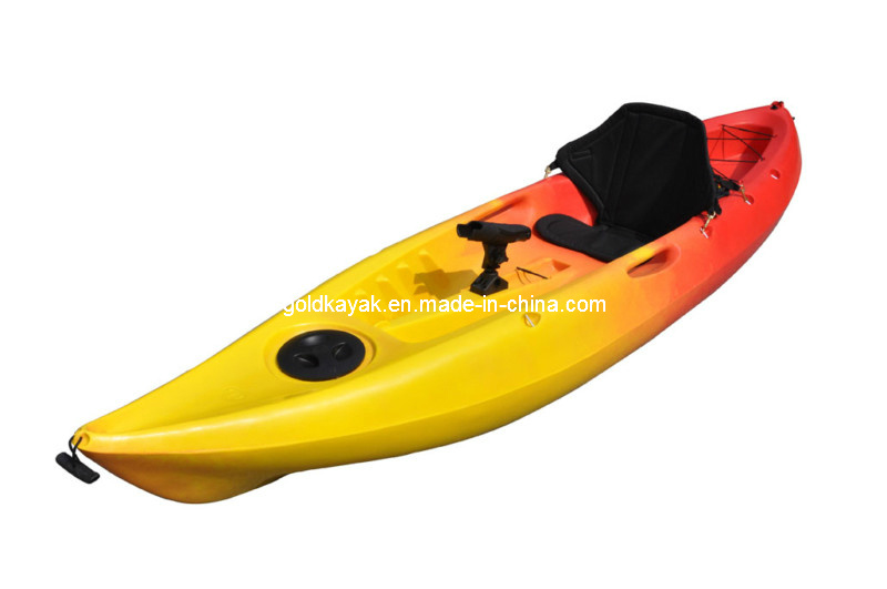 China single sit on top fishing sea kayak photos for Sit on vs sit in kayak for fishing