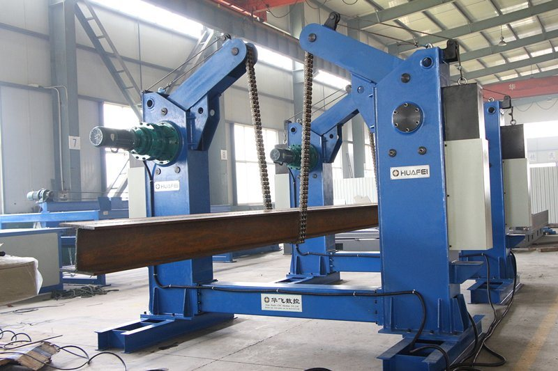 Jinan Huafei Chain Type Turning Over Machine