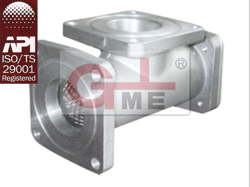 Fuel Tanker T- Type Strainer (LW50/65/80)