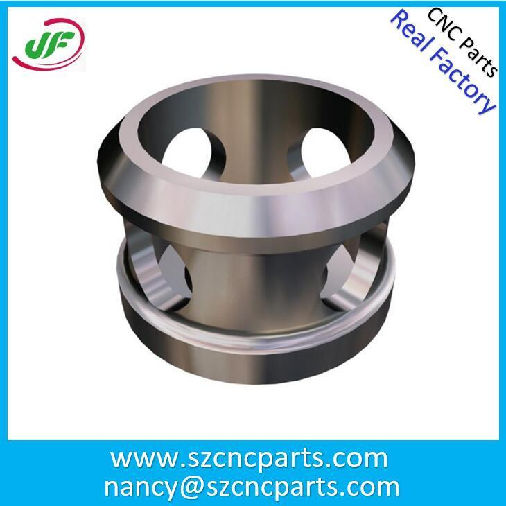 High Performance Lathe Spare Part Anodized Aluminum Part CNC Machining Part