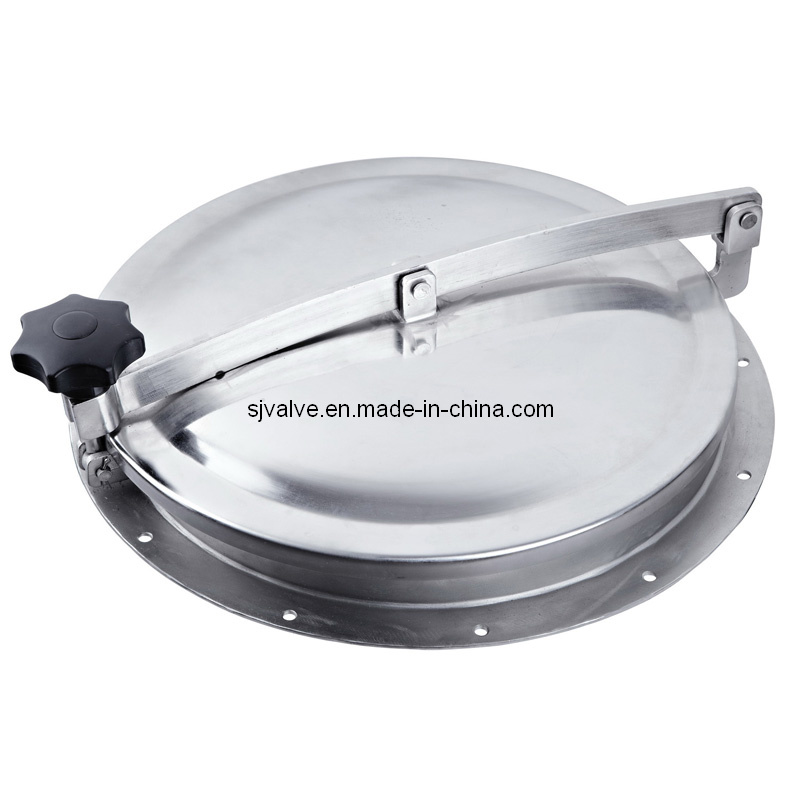 Stainless Steel Sanitary Round Manhole Cover