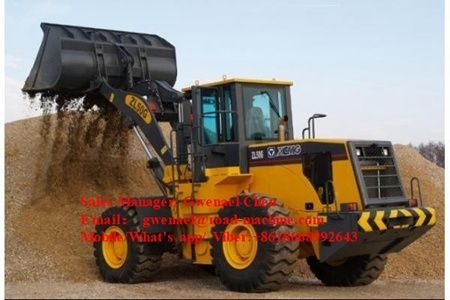 Zl50gn 5 Ton Wheel Loader 3m3 Bucket with Weichai Engine for Dubai