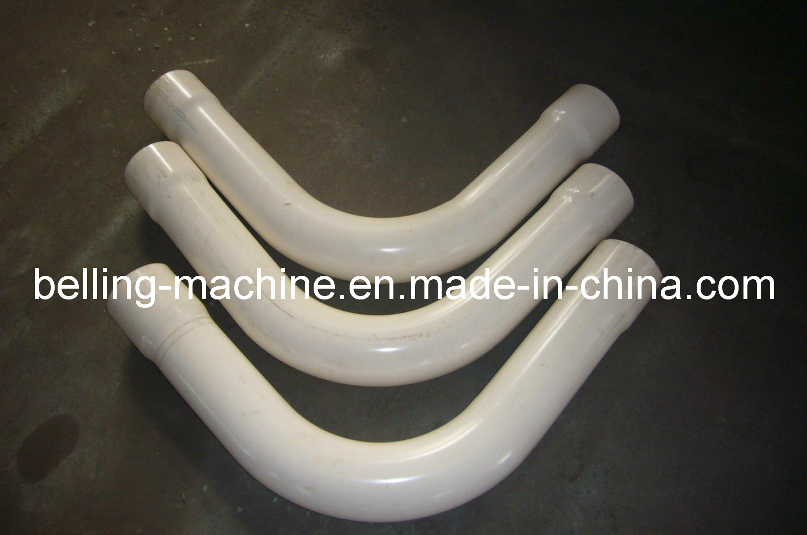 pvc pipe bending machine