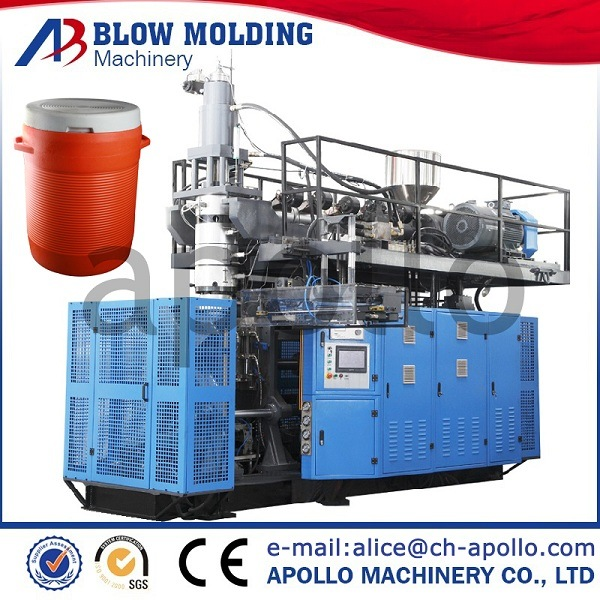 Thermos Ice Pails Bottle Blow Molding Machines / Bottle Making Machines