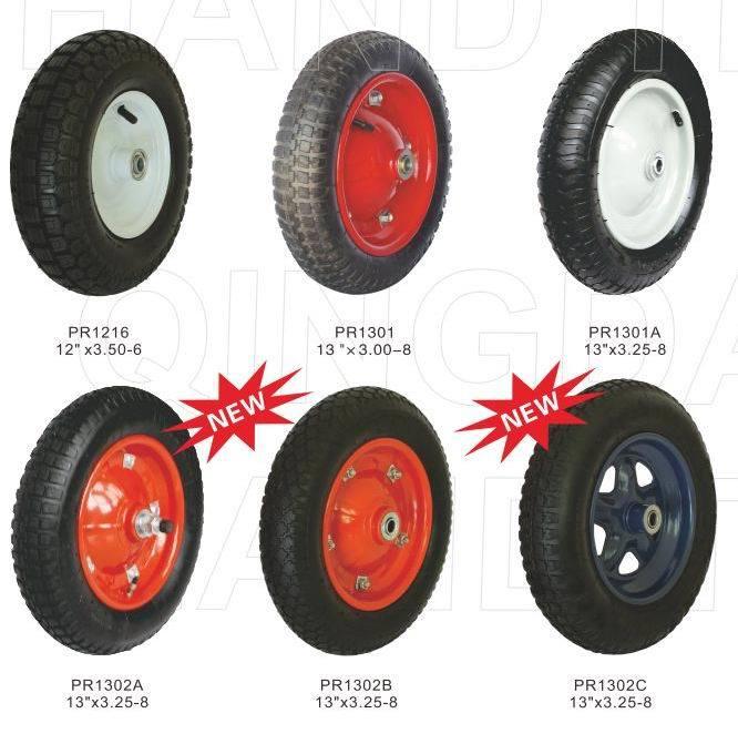 Rubber Wheel, Foam Wheel, Solid Wheel, From 1′′- Full Range with Cheap Price
