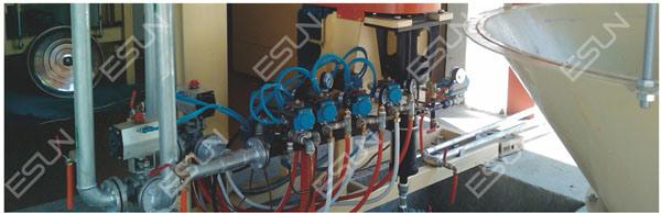 Full Automatic Vertical PU Foam Machine