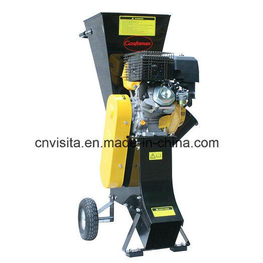6.5HP Gasoline Wood Chipper Shredder