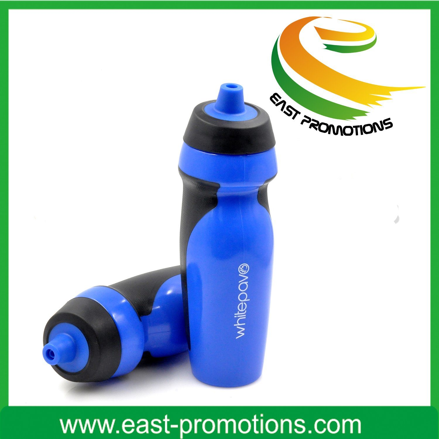 Custom 600ml Plastic Water Bottle for Sport/Travel