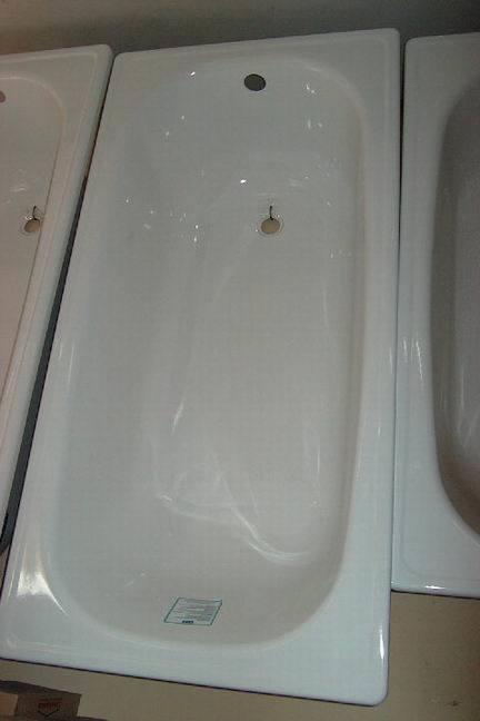 China Enamel Steel Bathtub - 03 - China Steel Bathtub, Bathtub