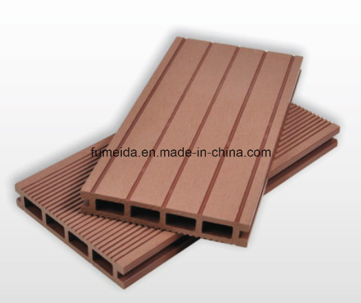 Easy Installation and Longer Life Outdoor WPC Deck 146*25