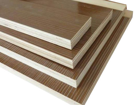 Decoration Grade 21mm Melamine Plywood