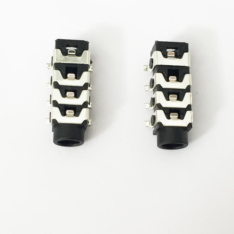 Headphone Socket Headphone Jack Audio and Video Socket Custom-Made Pj-313e