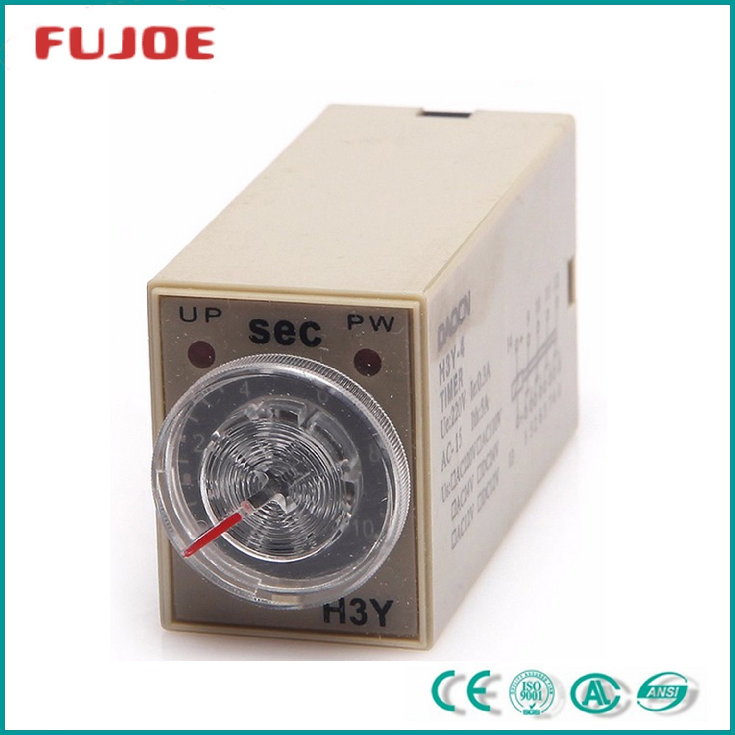 New Innovative Product Time Delay Relay 220V H3y-2 110VAC
