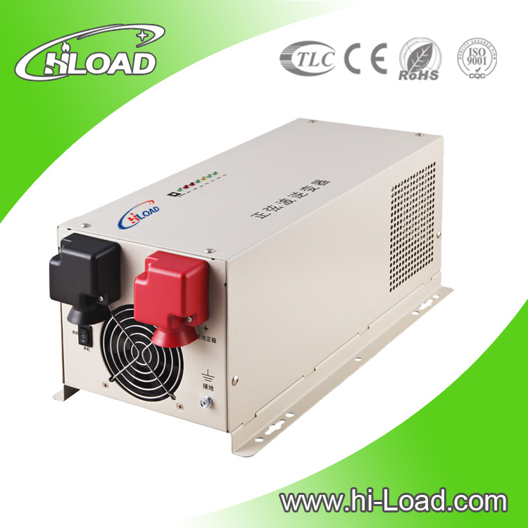 DC to AC 6000W off Grid Solar Power Inverter