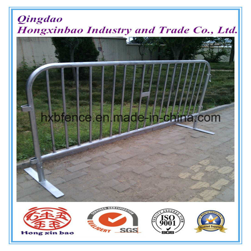 Construction Barrier / Crowd Control Barrier Temporary Fence