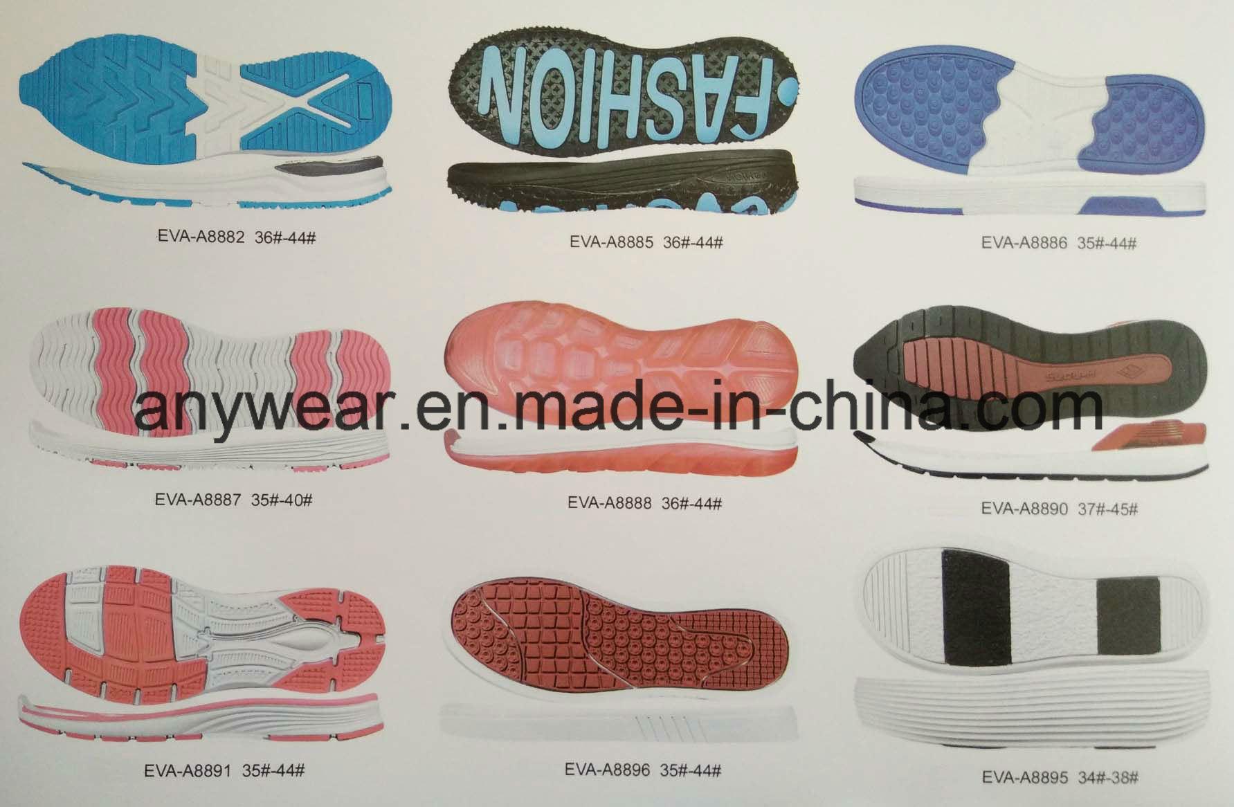 Comfort Shoes Phylon Md Soles EVA Outsoles (EVA 31-36)