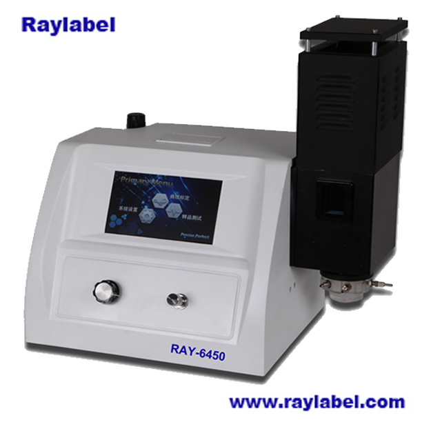 Flame Spectrophotometer, Flame Photometer, Spectrophotometer, Photometer, K+, Na+, Li+, Ca+, Ba+ for Lab Equipments (RAY-6450)