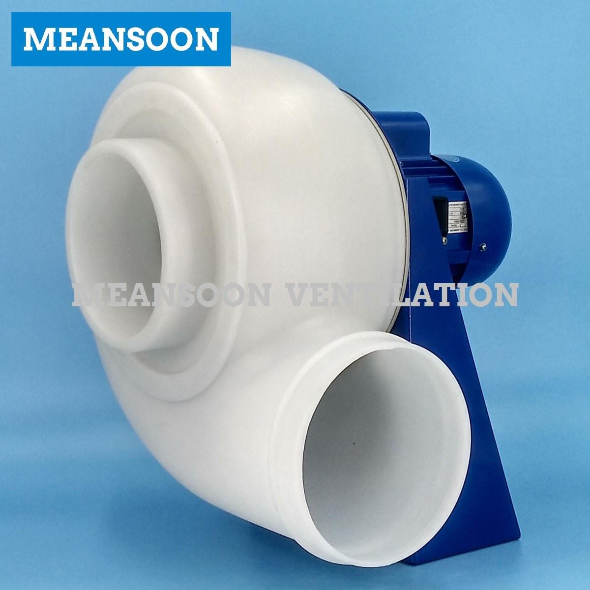 200 Plastic Industrial Anti-Corrosive Radial Fan