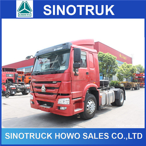 Sinotruk HOWO 6X4 10 Wheel Tractor Truck Head for Sale
