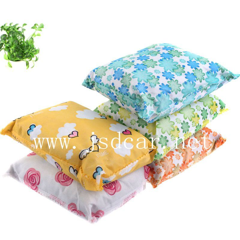 Bamboo Charcoal Bag Air Purification Package (JSD-P0168)