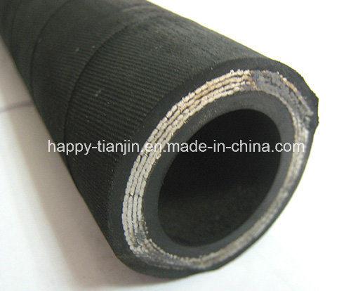 SAE100 R12 Flexible Four Wire Hydraulic Hose