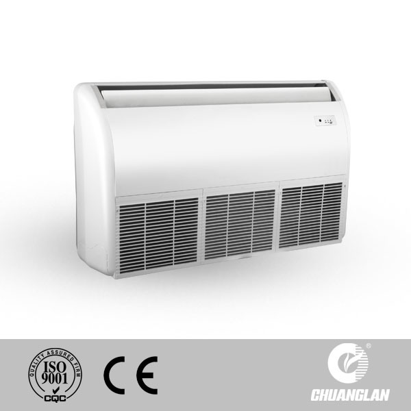 Solar Assisted Floor Ceiling Type Air Conditioner