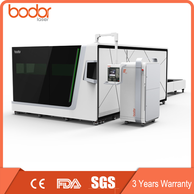 High Efficiency Air Laser Metal Cutting Machine 8000W