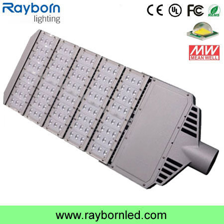 Outdoor IP66 Industrial 300W 200W 150W 100W CREE LED Street Lamp with 5 Year Warranty