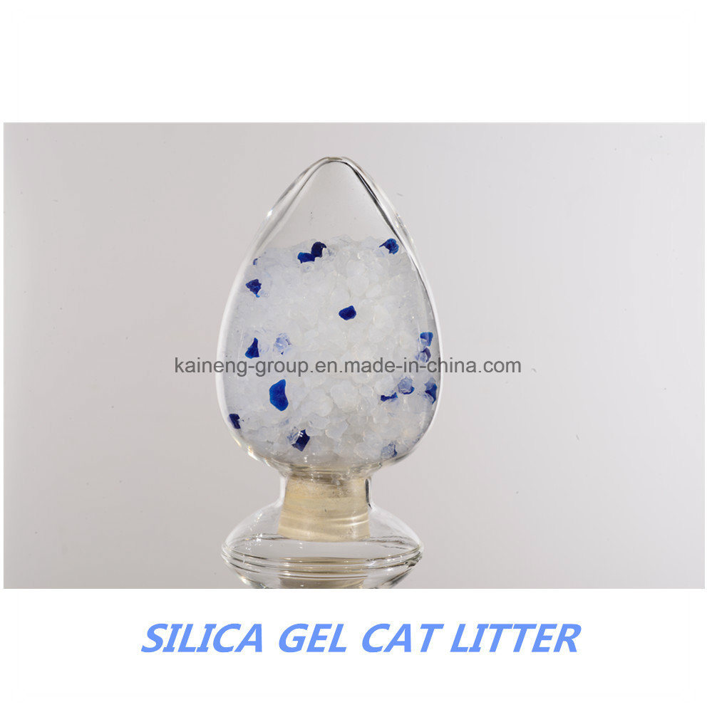 White Crystal Cat Litter (Silica gel)