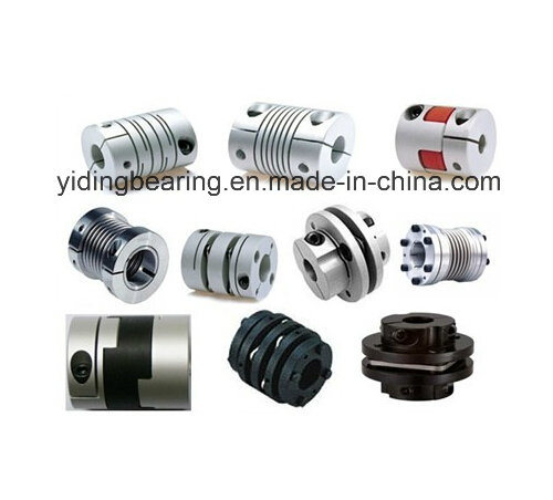 China Aluminium Flexible Shaft Coupling for CNC Machine