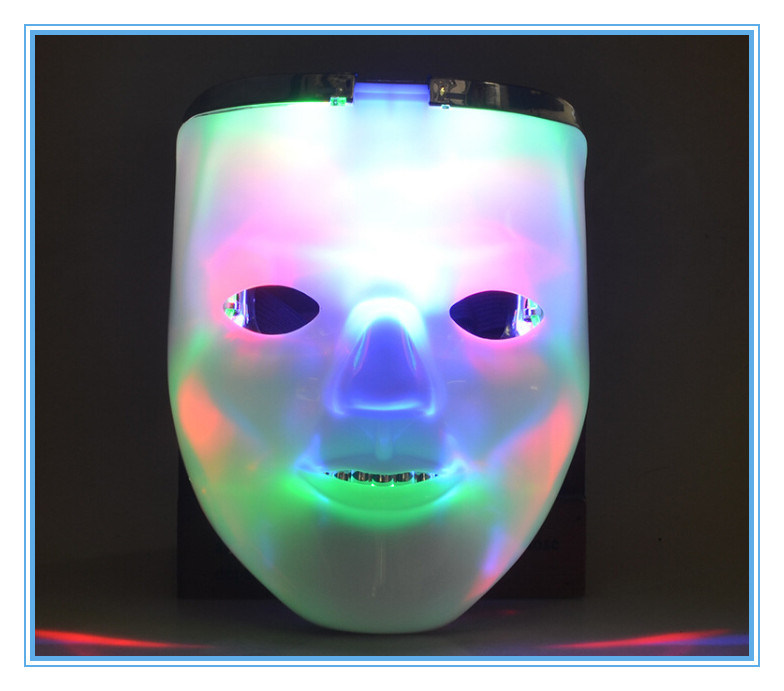 Halloween Costume Party Luminous Double Layer Mask