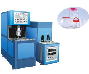 China Semi Automatic Wide Neck 1acv Blow Molding Machine ...