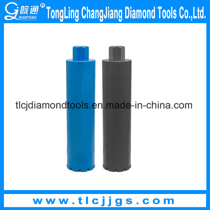 Turbo Segment Laser Weld Concrete Core Drill Bit