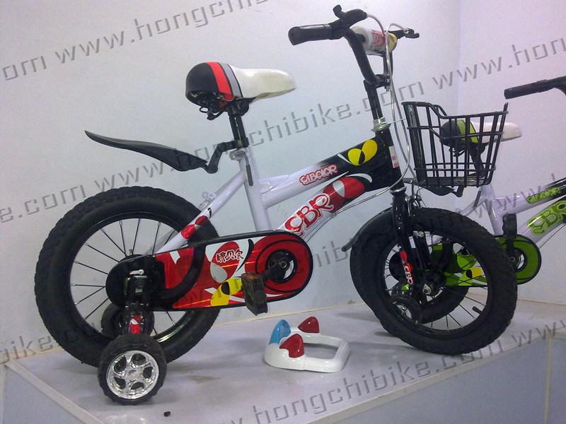 Toys Kids Bike Toy 12 Inch Children′s Bike (HC-KB-01138)