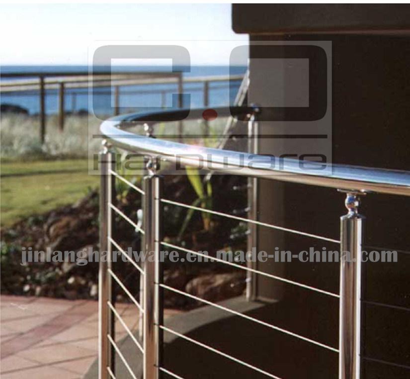 Stainless Steel Handrail Baluster/Railing System
