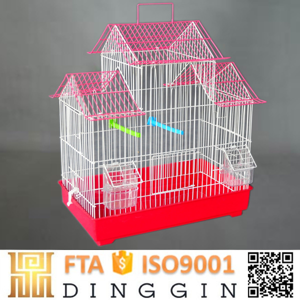 2017 Factory Price Parrot Cage