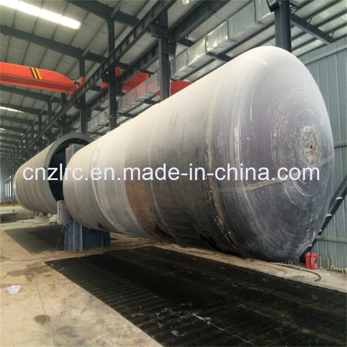 Automatic Fiberglass Tanks Machine FRP Tank Producing Line Tank Mould