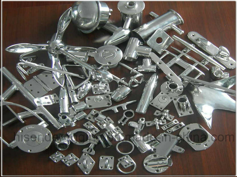 Stainless Steel 304 and 316 Rigging Hardware